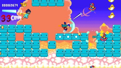 Photo of Shmup Breaker, Sky Racket tem batalha galáctica com raquetes no Switch