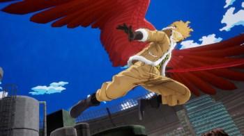 My Hero Ones Justice 2 - Hawks - 02