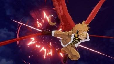 Photo of Hawks chega em breve num voo rasante em My Hero One's Justice 2