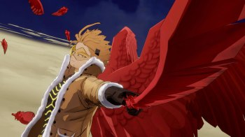 My Hero Ones Justice 2 - Hawks - 09