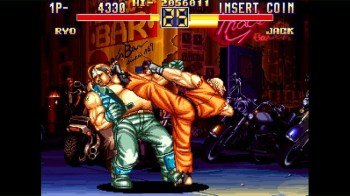 Art of Fighting 2 screenshot