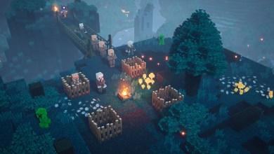 Foto de Reúna amigos para uma aventura, Minecraft Dungeons já está disponível