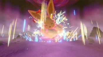 Pokemon Gigantamax Eevee (6)