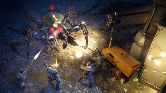 Wasteland 3 - Screenshot 01