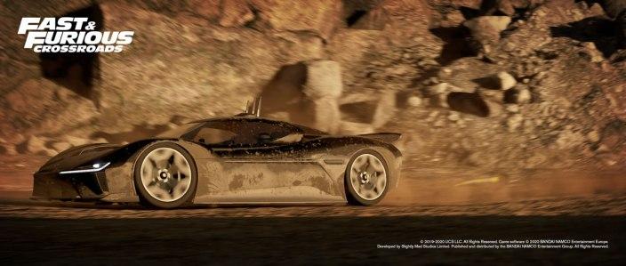 Fast Furious Crossroads Game - 05