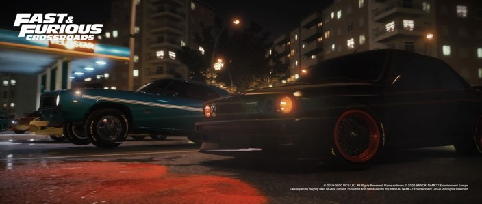 Fast Furious Crossroads Game - 06