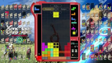 Photo of Final de semana com Tetris 99 para garantir o tema de Xenoblade Chronicles