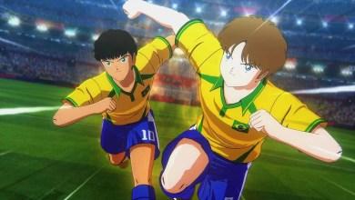 Foto de Captain Tsubasa: Rise of New Champions apresenta sua seleção brasileira