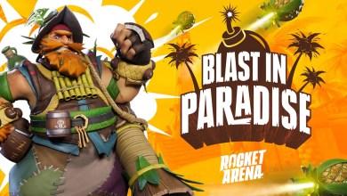 Foto de Com novos mapas e recompensas, evento Impacto no Paraíso chega a Rocket Arena
