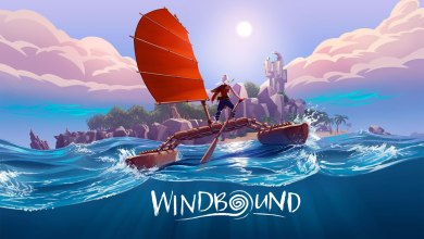Foto de Aventura de sobrevivência e construção, Windbound chega aos consoles e PC