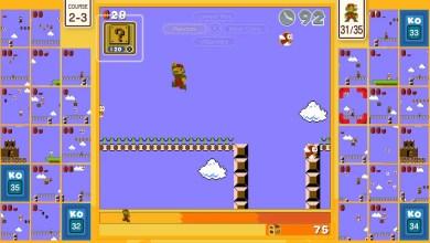 Foto de Análise | Super Mario Bros. 35