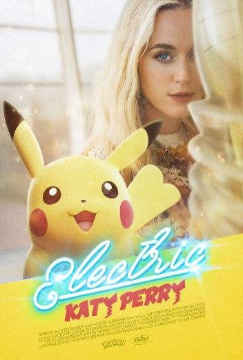 Katy Perry Eletric Pokemon - 03