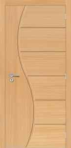 Portas de Madeira Frisadas de Alto Padrão - Internas - Sólidas - Portalmad