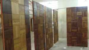 Portas de madeira macica externas - Portas de entrada decorativas