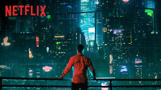 Altered Carbon | Trailer | Netflix