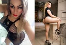 Modelo Trans Rafaela Bellucci - Fotos: Acervo Pessoal / Divulgação