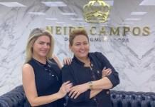 Mari Alexandre e Neide Campos - Fotos: Roneia Forte / Renato Cipriano - Divulgação