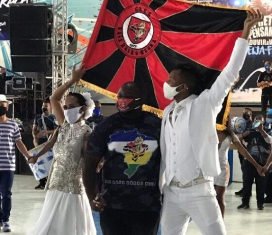 Raça Rubro Negra - Divulgação