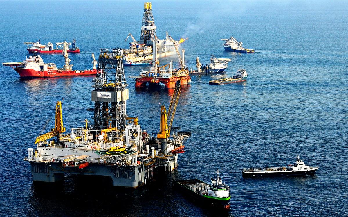 Exportação campeã de Angra se deve ao petróleo