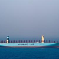 Maersk lança o maior conteinero do mundo e deixa MOL para trás