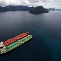 IBAMA estuda pedido para operações de transbordo no litoral do Espírito Santo