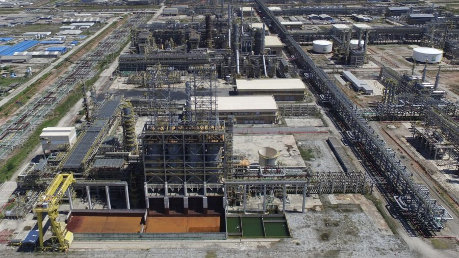 Petrobras e chinesa CNODC assinam acordo para retomada do COMPERJ