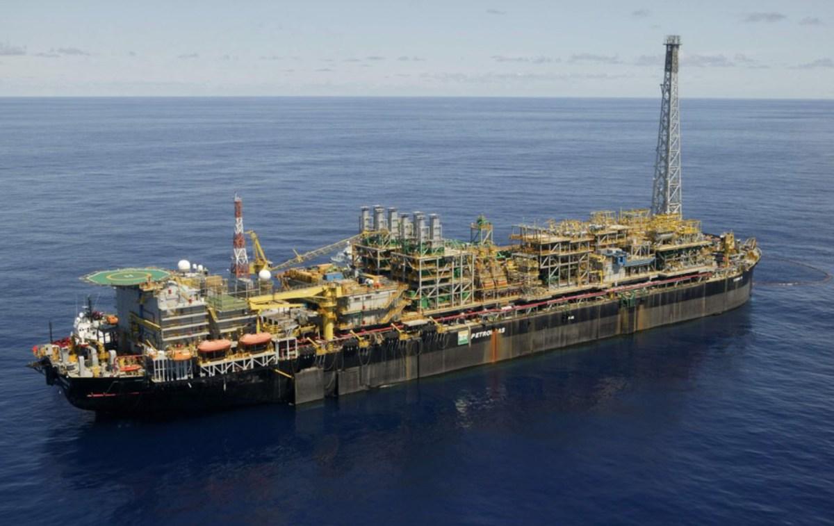 Petrobras planeja descomissionamento em Marlim