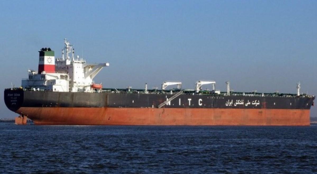 Navios iranianos desligam AISs para tentarem reduzir o impacto das sanções comercias dos Estados Unidos