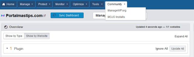bluehost-managewp-community