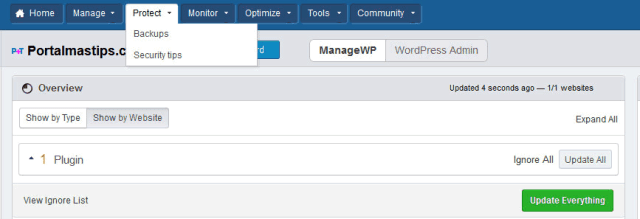 bluehost-managewp-protect