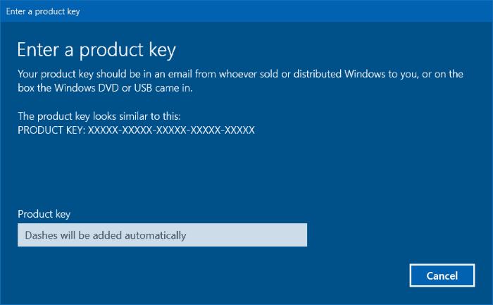Windows 10 home a pro cd key