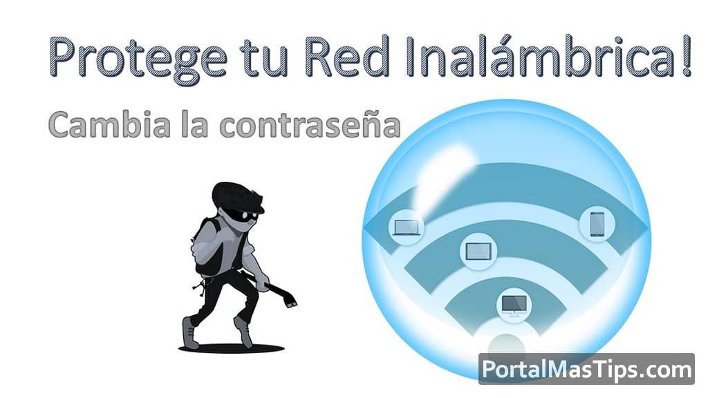 Logo Cambiar Clave De La Red Inalambrica