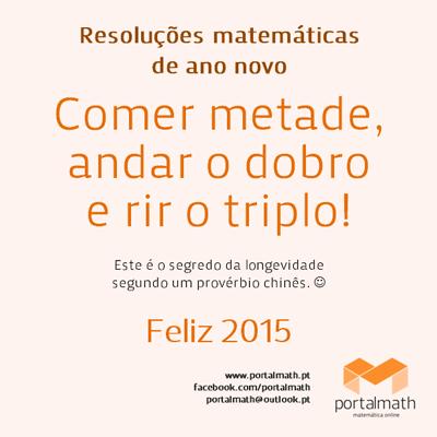 Matemática 2015 portalmath
