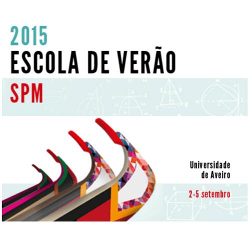 Escola de Verão SPM 2015