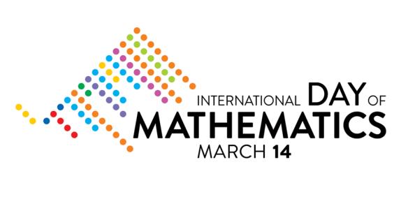 14 março Dia Internacional da Matemática