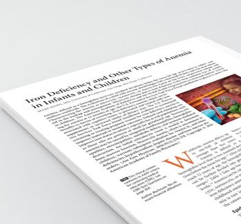 paper deficiencia de ferro anemia pediatria
