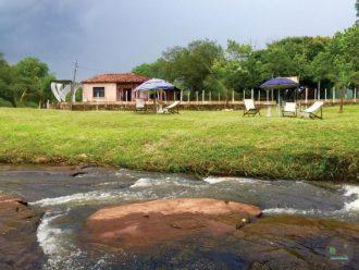 Hospedajes con arroyo en Piribebuy