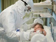Nace bebé con Covid-19