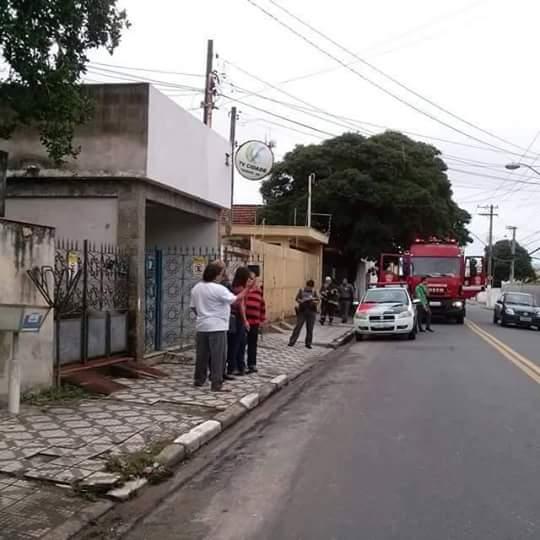 TV Cidade De Taubaté é Invadida Por Ladrões Durante A