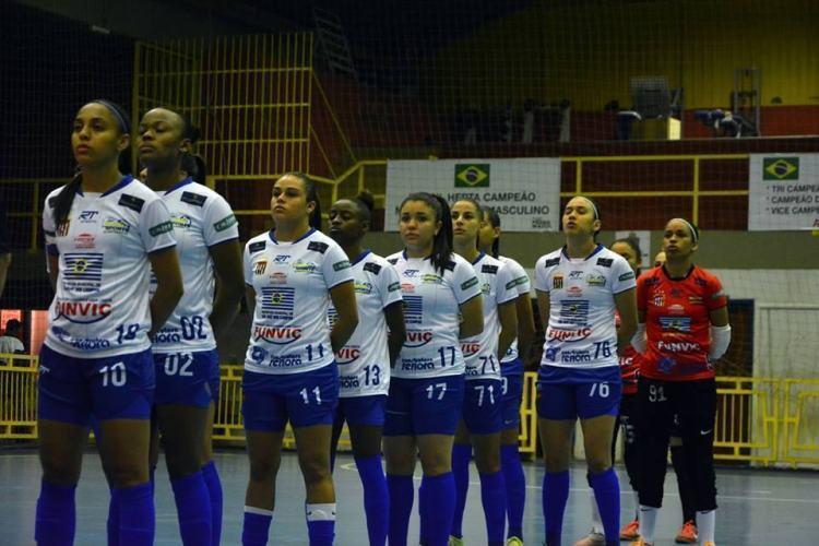 6ff16f397d Futsal Feminino do São José Decide em asa o Título do Metropolitano