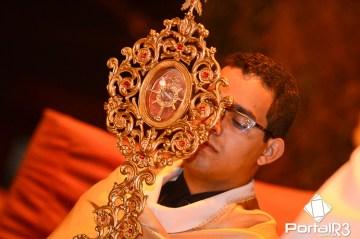 Procissão de São Benedito em Pindamonhangaba. (Foto: Luis Claudio Antunes/PortalR3)