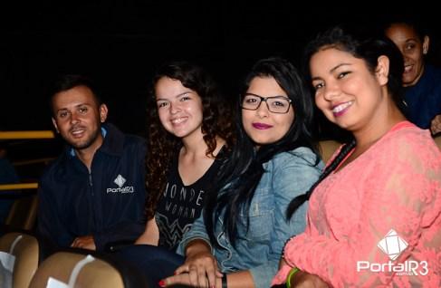 Festipoema em Pindamonhangaba. (Foto: Luis Claudio Antunes/PortalR3)