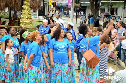 Encontro de Grupos Folclóricos em Pindamonhangaba. (Foto: Luis Claudio Antunes/PortalR3)