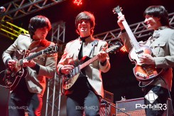 """The Beatles One"" em Pindamonhangaba. (Foto: Alex Santos/PortalR3)"