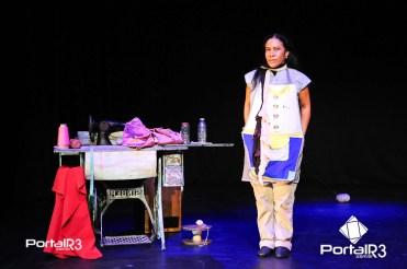 """A Princesa e a Costureira"" no Feste 2018. (Foto: Luis Claudio Antunes/PortalR3)"