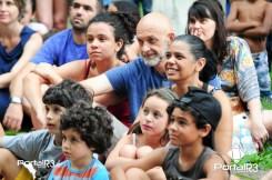 "Espetáculo convidado ""A Bruxinha"" no Feste em Pindamonhangaba. (Foto: Luis Claudio Antunes/PortalR3)"