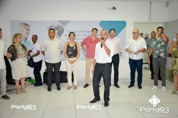 Inauguração da UPA de Moreira César, em Pindamonhangaba. (Foto: Alex Santos/PortalR3)