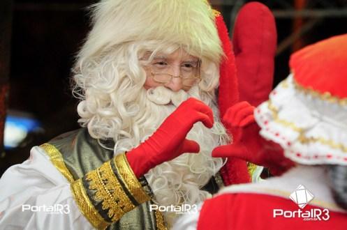 Sorteio de Natal da ACIP. (Foto: Luis Claudio Antunes/PortalR3)