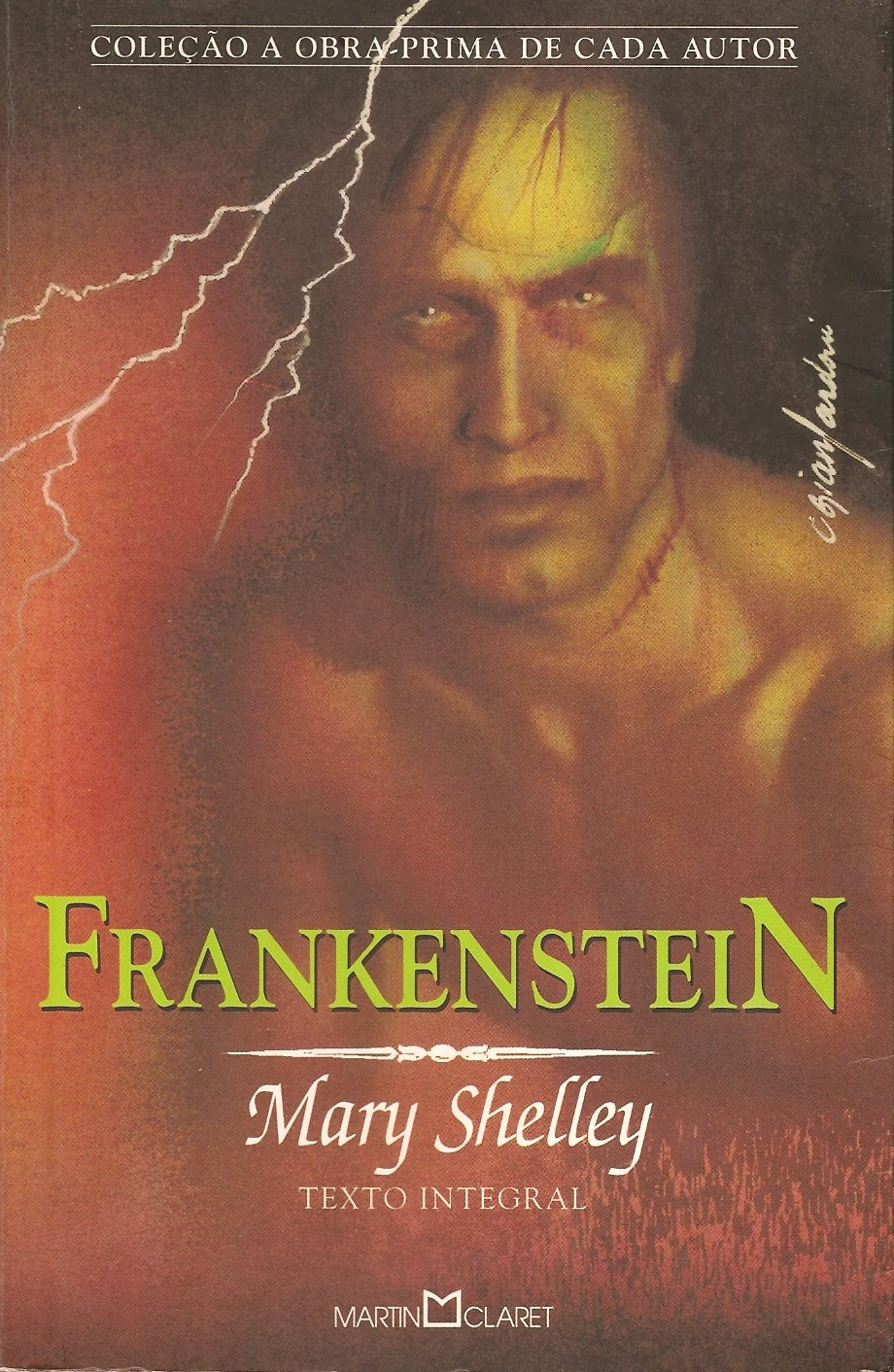 Frankenstein Mary Shelley
