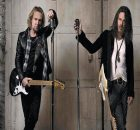 Adrian Smith e Richie Kotzen anunciam álbum de estreia